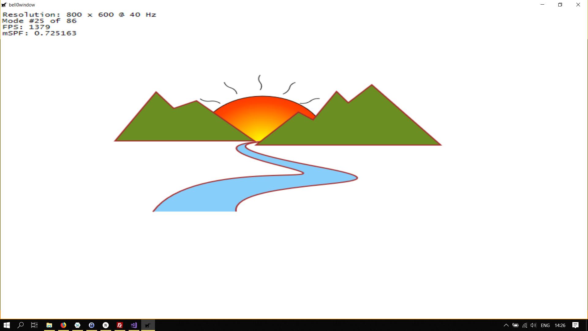 DirectX Tutorial: Geometry Paths (Direct2D)
