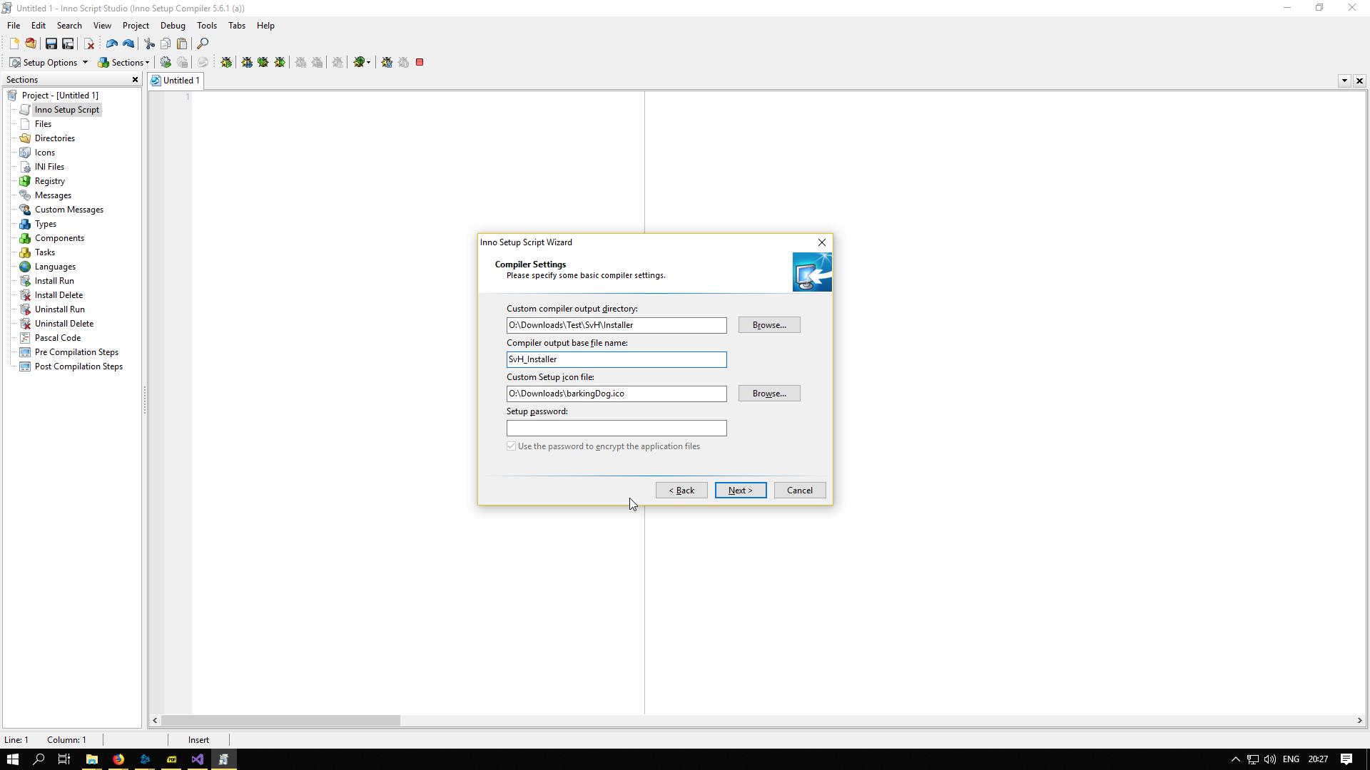 Inno Setup - Basic Windows Installer
